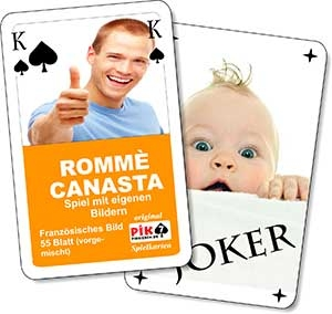 Romme/ Canasta