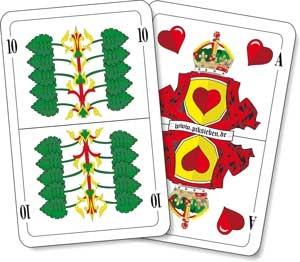 Skat mit Werbeaufdruck - Spielkarten, Kartenspiele, Puzzles und Memos selbst gestalten und drucken