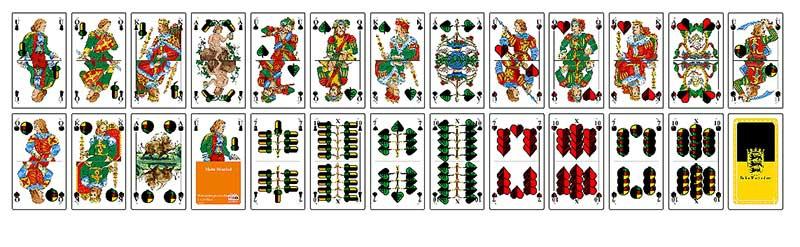 Schafkopfkarten Selber Gestalten