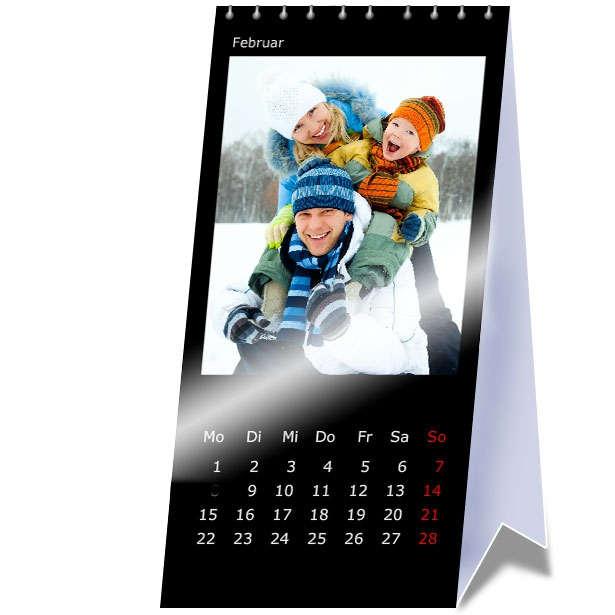tischkalender mit fotos gestalten und drucken. Black Bedroom Furniture Sets. Home Design Ideas
